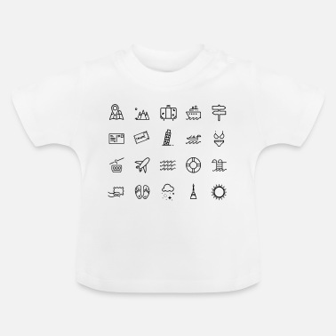 Icon Icons - Baby T-Shirt