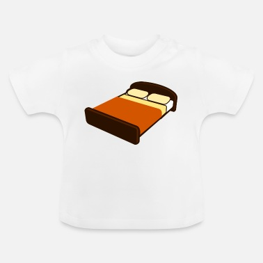 Bed bed - Baby T-shirt
