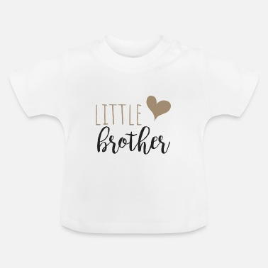 Little Brother little brother family shirt - Baby T-Shirt