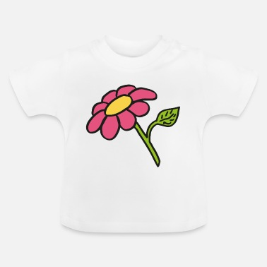 Clipart Clipart Blume - Baby T-Shirt