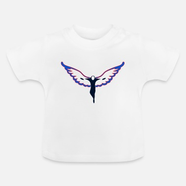Ángel angel - Baby T-Shirt