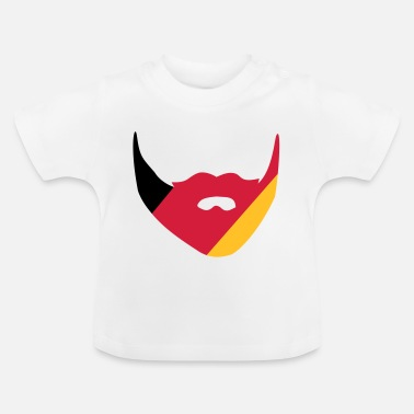 Germany Germany flag - Baby T-Shirt