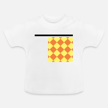 Offensiv Offensiv domare flagga - Baby-T-shirt