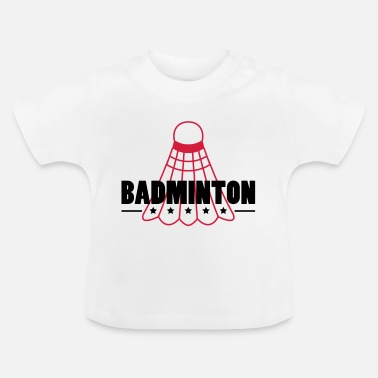 Icon Badminton Icon - Baby T-shirt