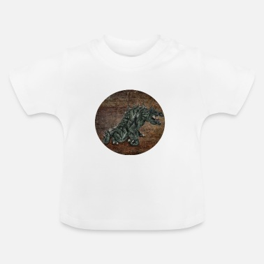 dragon - Camiseta bebé