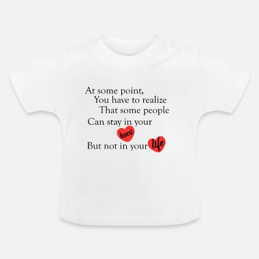 Cool Quote love quotes cool - Baby T-Shirt