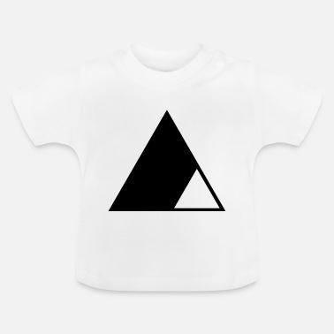 Triangle Triangle in the triangle - Baby T-Shirt