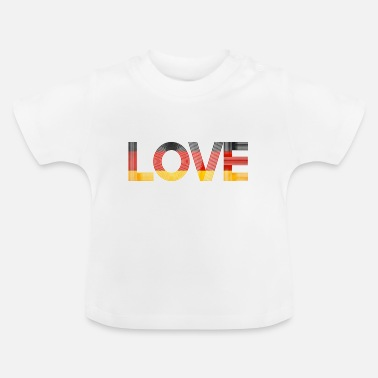 I Love Germany i love germany - Camiseta bebé