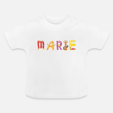Marie Marie - T-shirt baby
