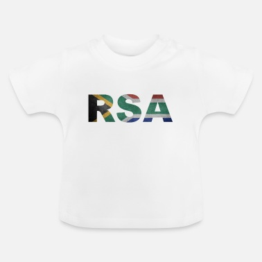 South Africa RSA Republic of South Africa South Africa Africa - Baby T-Shirt