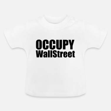 Occupy Occupy - Baby T-shirt