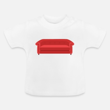 Couch couch - Baby T-Shirt
