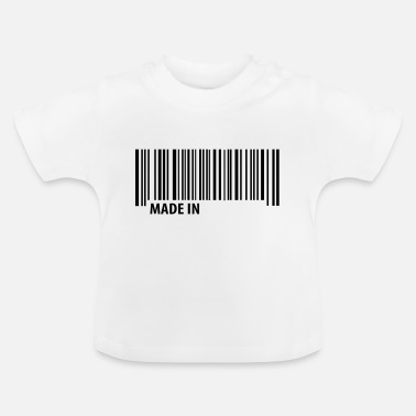 Made Made in - Baby T-Shirt