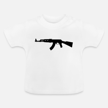 Assault Rifle Assault Rifle - Militia - Baby T-Shirt