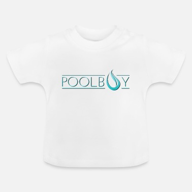 Pool Poolboy Pool Pool 1 - T-shirt Bébé