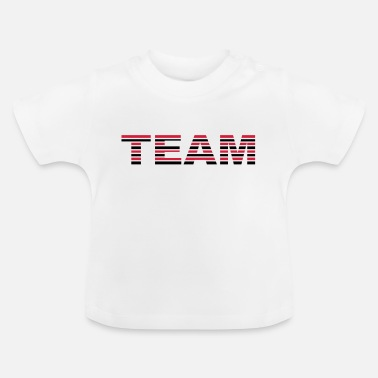 Strip Team Stripes - Baby T-Shirt