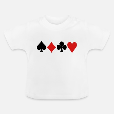 Card Poker - Cards - Baby T-shirt