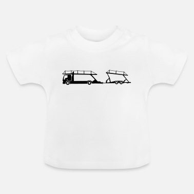 Transport transport autotransporter_b1 - Baby T-shirt