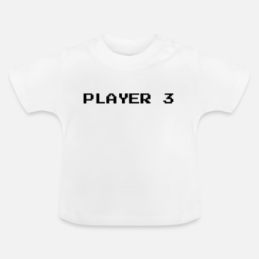Player 3 Player 3 - Baby T-Shirt