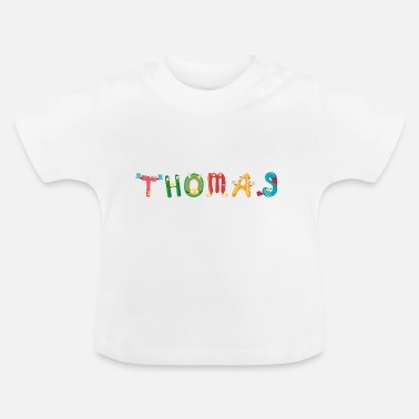 Thomas Geburtstag Thomas - Baby T-Shirt