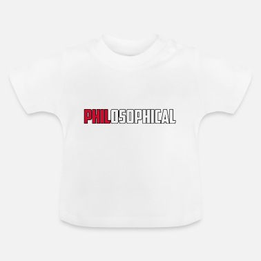 PhilosophicalBrit - Baby T-Shirt