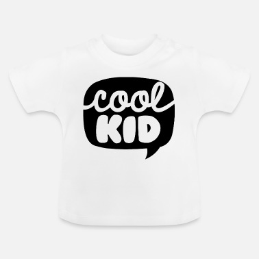 Coole Cool Kid - Baby T-Shirt