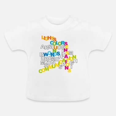 Communication communication - T-shirt Bébé