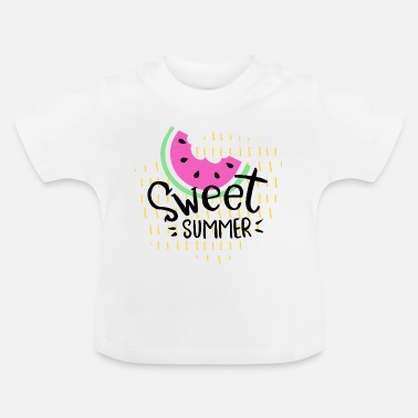 Summer Ts & Tanks Sweet Summer - Baby T-Shirt