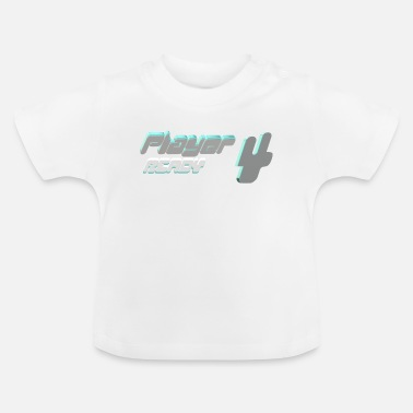 player 4 boy - Baby T-Shirt