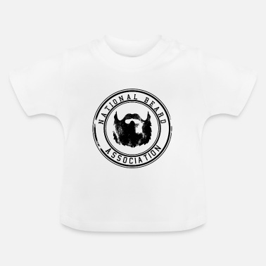 Association National Beard Association / Vintage - T-shirt baby