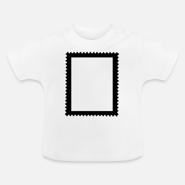 Postage postage stamp - Baby T-Shirt