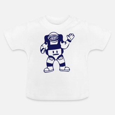 Astronaut Child Collection - Baby T-Shirt