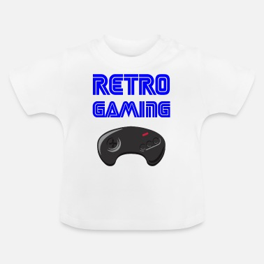 Retrogaming RETROGAMING - Baby T-shirt