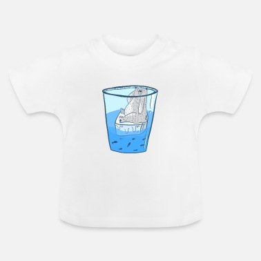 Pollute Pollution Pollution Environment - Baby T-Shirt
