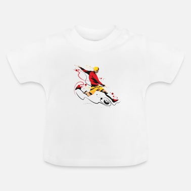 Kick Kicker! - T-shirt Bébé
