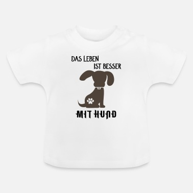 Doberman Pinscher Dog Shirt · Life Paw · Better Gift - Baby T-Shirt