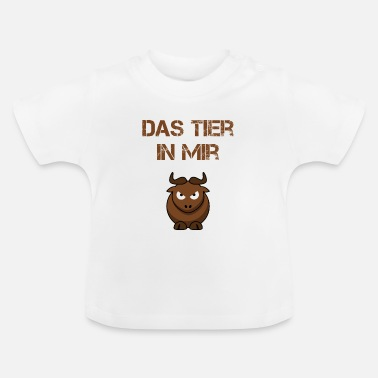 Funny Animals Funny animals - Baby T-Shirt