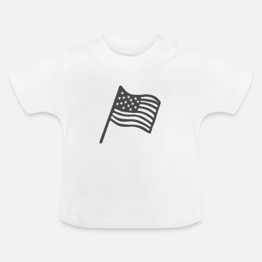State United States - Baby T-Shirt