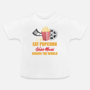 Hollywood Films Cinema Actie Film Horror Movie Movie Gift - Baby T-shirt