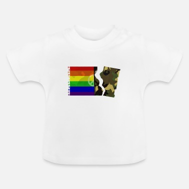 Piece Mimetic piece - Baby T-Shirt