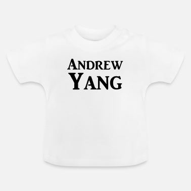 United Andrew Yang - US Election 2020 - Meme God - Baby T-Shirt