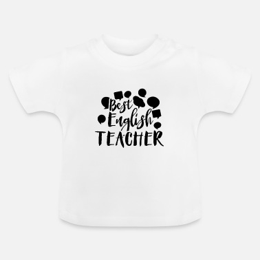 Teaching teaching - Baby T-Shirt