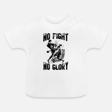 Fight No fight - Baby T-Shirt