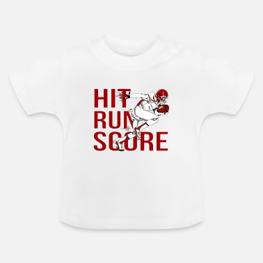 Scoring Hit run score - Baby T-Shirt