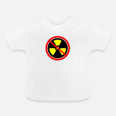Castor Transport Anti nuclear power Nuclear power stations Nuclear energy Atomic energy - Baby T-Shirt