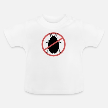 Travel Bug No Bed Bugs | Bed bugs banned bed bug travel - Baby T-Shirt