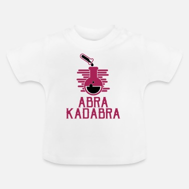 Abracadabra sciences Abracadabra - T-shirt Bébé