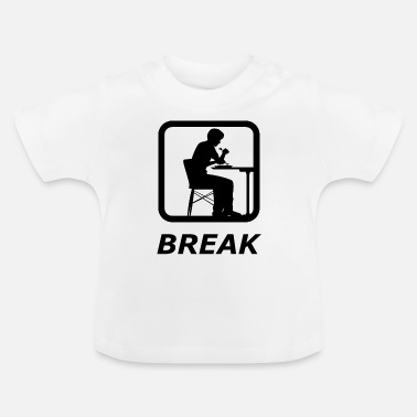 Pause pause - Baby T-Shirt