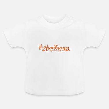 Segelboot Hamburger - Baby T-Shirt