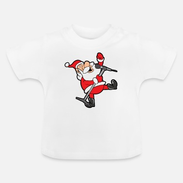 Advent Kerstman - Baby T-shirt